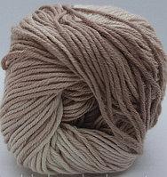 Пряжа для вязания Bella batik (Белла батик) Бежевый меланж 1815