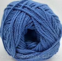 Пряжа для вязания Cotton Gold (Коттон Голд) Темный джинс 203