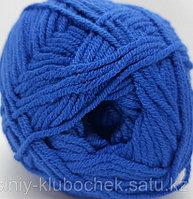 Пряжа для вязания Cotton Gold (Коттон Голд) Василек 141