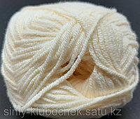 Пряжа для вязания Cotton Gold (Коттон Голд) Суровый 01