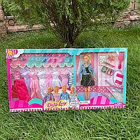 Кукла Defa Lucy с гардеробом