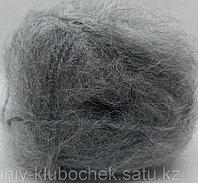 Пряжа для вязания Mohair Classic (Мохер Классик) Графит 412