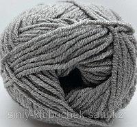 Пряжа для вязания Cotton Gold (Коттон Голд) Серый 21