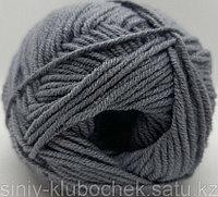 Пряжа для вязания Cotton Gold (Коттон Голд) Серый 87