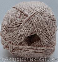 Пряжа для вязания Cotton Gold (Коттон Голд) Чайная роза 161