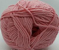 Пряжа для вязания Cotton Gold (Коттон Голд) Розовый коралл 33