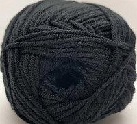 Пряжа для вязания Cotton Gold (Коттон Голд) Черный 60