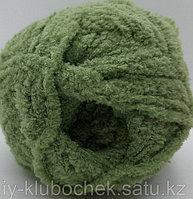 Пряжа для вязания Softy (Софти) Зеленая черепаха 485