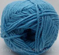 Пряжа для вязания Cotton Gold (Коттон Голд) Бирюза 287