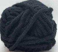 Пряжа для вязания Superlana Maxi (Суперлана Макси) Черный 60