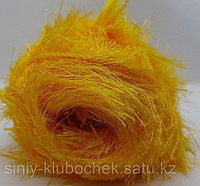Пряжа для вязания Decofur (Декофур) Канарейка 216