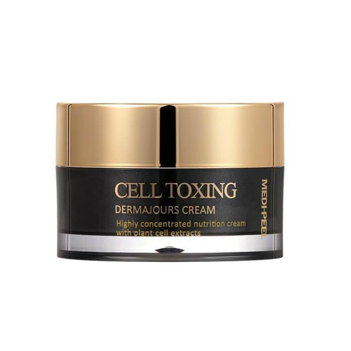 Medi-Peel Омолаживающий крем для лица со стволовыми клетками Cell Toxing Dermajou Cream / 50 мл.