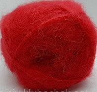 Пряжа для вязания Kid Mohair (Кид Мохер, Кид Роял) Красный 56