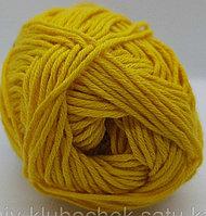 Пряжа для вязания Bella (Бэлла) Желтый 488