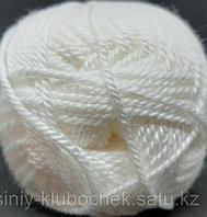 Пряжа для вязания Extra (Экстра) Белый 55