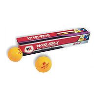 Шарики для наст. тен. 6 шт 1* картон WinMax
