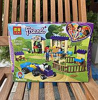 Конструктор Lari Friend Конюшня для жеребят 11197 аналог LEGO Friends