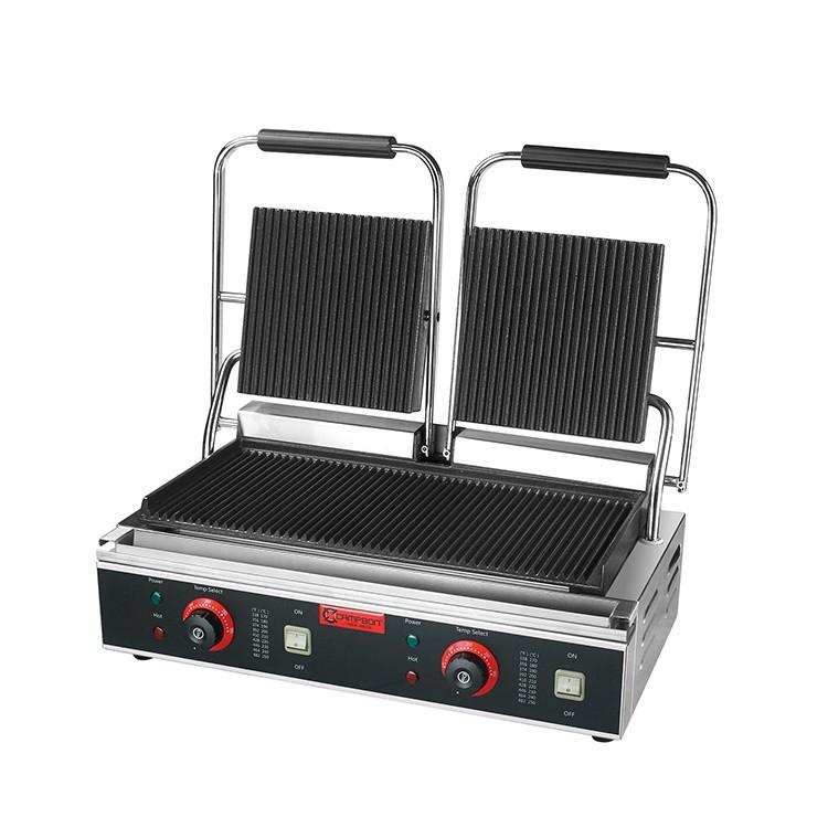 Тостер для донера ZH-813 Двойной. Контактный гриль
