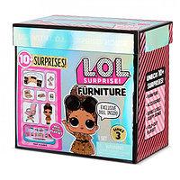 LOL Surprise Игровой набор ЛОЛ Фурнитура 3 серия Офис Босса с куклой Boss Queen (10 сюрпризов)