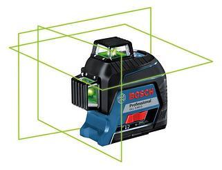 Лазерный построитель плоскостей/комбинированные лазеры