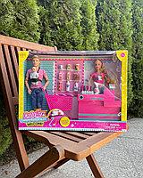 Набор Супермаркет с Барби и Кеном