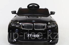 Электромобиль детский BMW X6