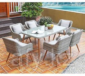 Столы и стулья комплект Азия