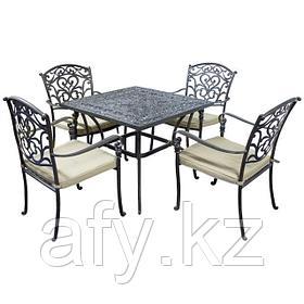 Столы и стулья. Комплект Лафает