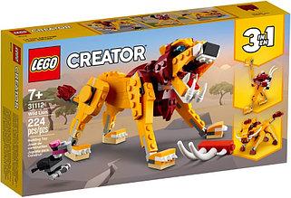 31112 Lego Creator Дикий лев, Лего Креатор