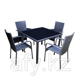 Столы и стулья. Комплект Руно
