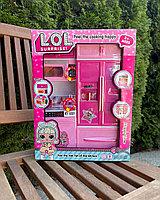 Кухонная мебель для кукол Барби и LOL