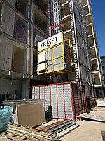 Подъемник , мачтовый строительный лифт ERY 2500/650 Турецкое производство-гарантия 24 мес.