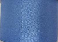 Лента атласная 50 мм Ярко-голубой 3103