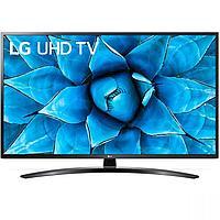 LG Телевизор 50UN74006LA черный