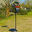 Мобильная баскетбольная стойка S016, фото 2