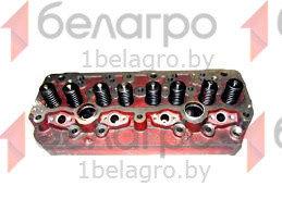 240-1003012-А1 Головка блока цилиндров МТЗ в сборе с клапанами (ГБЦ), (А)