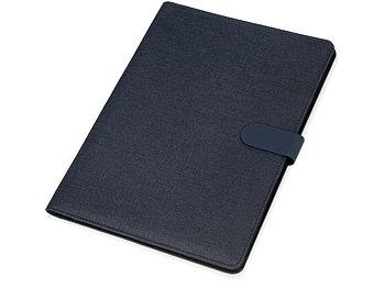 Папка для документов Route с блокнотом, синий