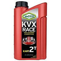YACCO KVX RACE 2T (1Л) Синтетическое масло