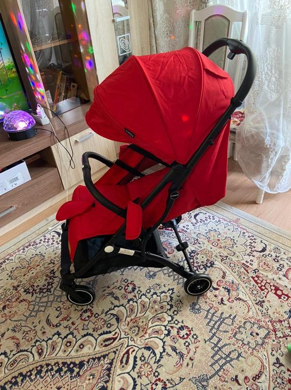 Детская коляска Tomix Luna Red