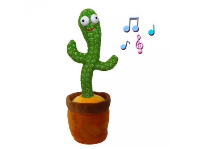 Танцующий кактус повторюшка - фото 1