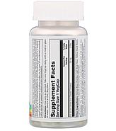 Solaray, Iron (Железо), 50 мг, 60 растительных капсул, фото 2