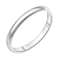 Кольцо серебряное на фалангу Minimal