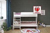 Двухъярусная кровать Tomix Smart Белая