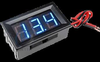 Вольтметр Predator Audio KM-001B
