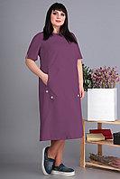 Женское платье больших размеров