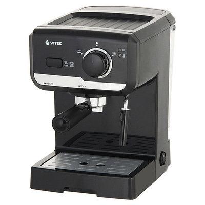 Кофеварка Vitek VT-1502 черный