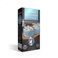 Polezzno Кокосовая стружка, голубая, 100 гр
