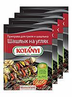 Приправа для гриля и шашлыка 30 г (KOTANYI)