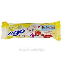 Батончик мюсли EGO KIDS Молочный шоколад 25гр