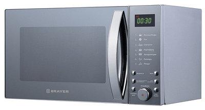 Микроволновая печь Brayer BR2504 серый